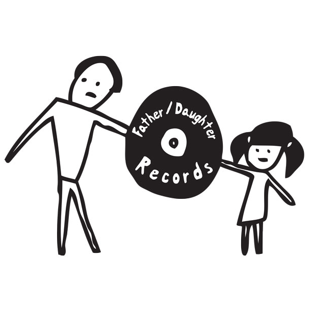 Father/Daughter Records Logo